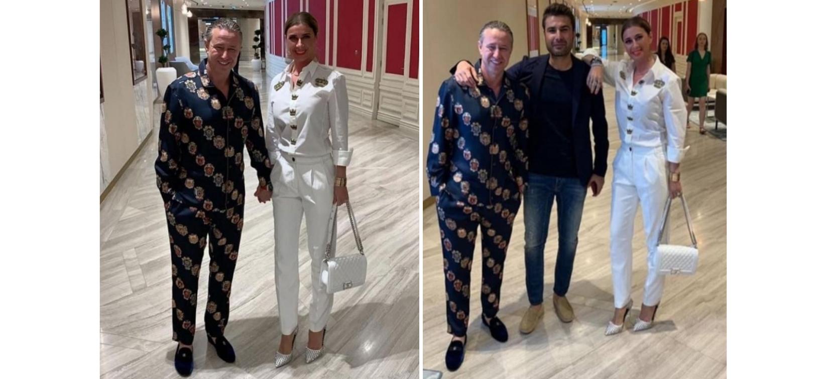 Reghe a mers la mall în pijama, că treningul de cinema era la spălat