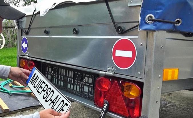 Poliția avertizează: La Audi cu remorcă, numărul corect e MUIEPSD-ALDE!