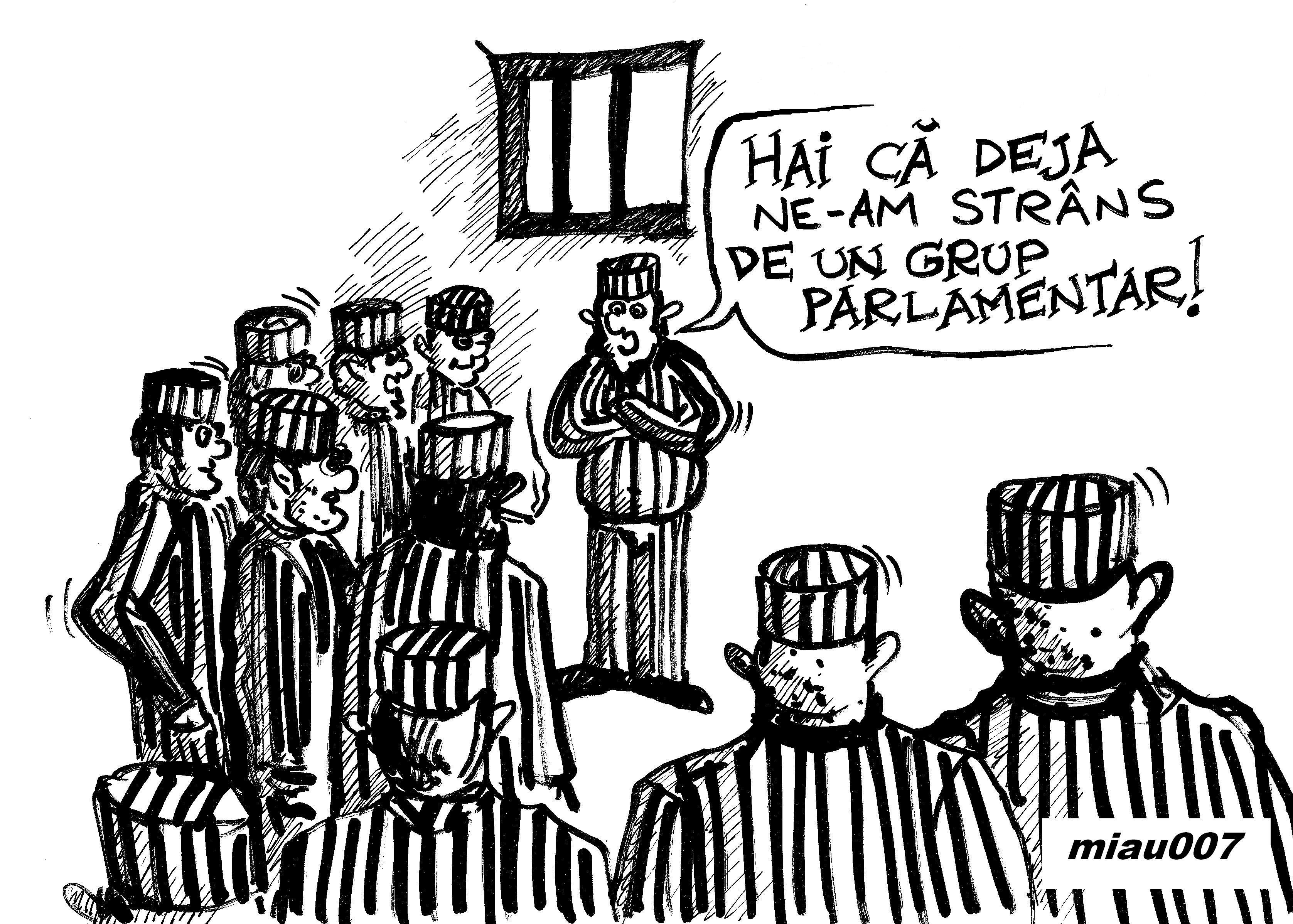 Grupul parlamentar Jilava