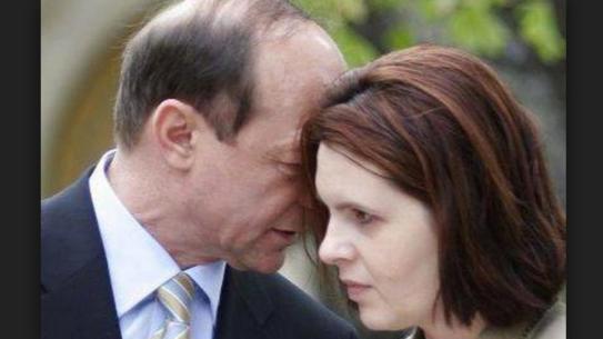 A fost Săftoiu amanta lui Băsescu?