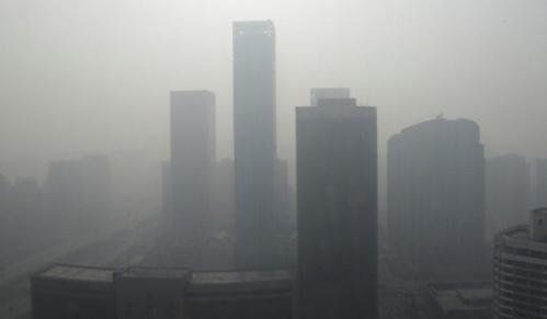 Red Alert: Beijing bans breathing!