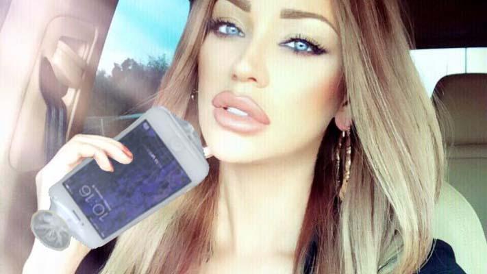 """Bianca Drăgușanu către tinerele neexperimentate: """"Nu faceți binging fără prezervativ!"""""""