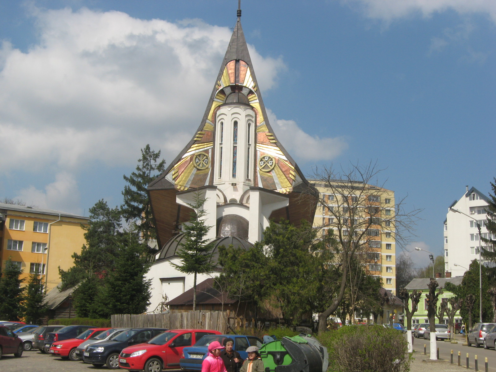 OZN-ul creștin-ortodox din Suceava