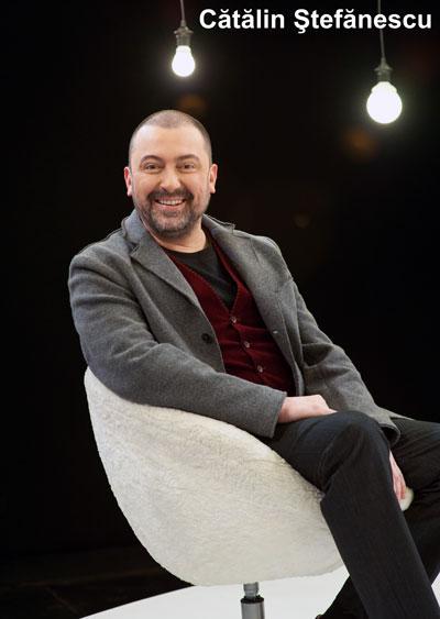 """Cătălin Ștefănescu: """"În ochii lumii eram un vagabond care mergea în locuri interzise"""""""