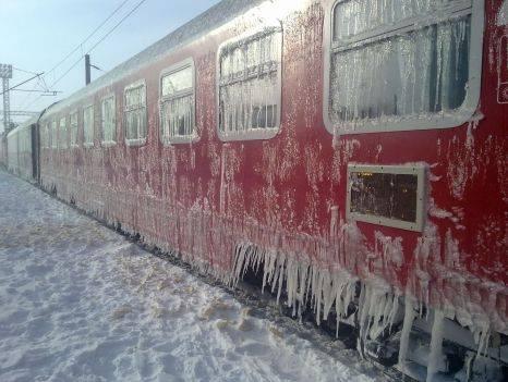 CFR Călători nu mai anulează niciun tren. Le-a anulat deja pe toate