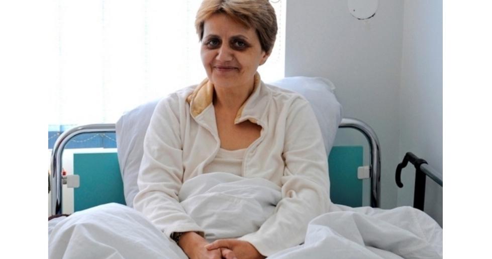 Fosta senatoare Cristiana Anghel a reintrat în greva foamei și cere grațierea violatorilor