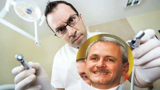 """Dentistul de la Jilava, primul sfat pentru viitorul său client Dragnea: """"Nu mai mâncați atâta căcat!"""""""