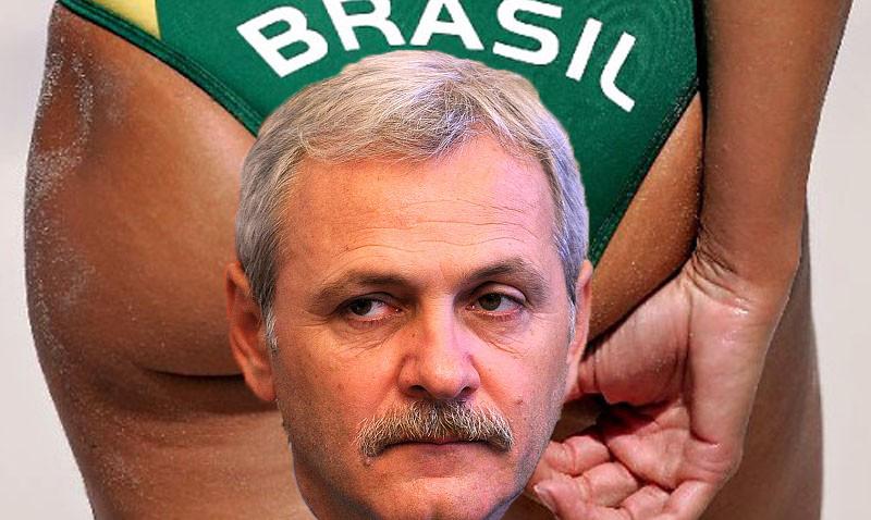Infractorii din România își fac vacanța în Brazilia și la întoarcere dau jos guvernul