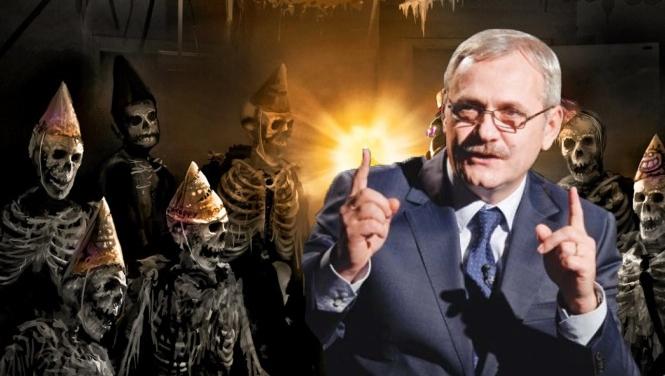 Vești bune pentru lumea cealaltă: morții care au votat PSD vor beneficia și ei de grațiere!