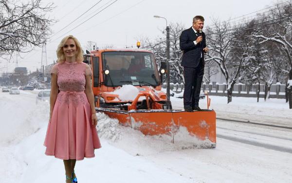 """Firea: """"Am vorbit cu Pandele și la noapte facem repede un copil, să nu ne ia iarna pe nepregătite"""""""
