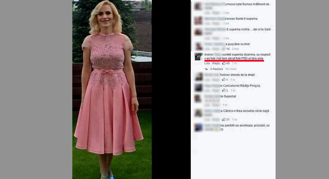 """Firea, fericită după ce și-a redeschis pagina de Facebook: """"Foarte multă lume comentează că vrea să facă un copil cu mine"""""""