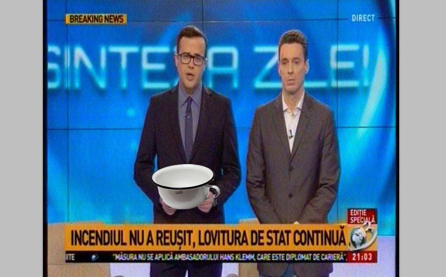 Probleme mari la Antena3 și RTV: au mâncat toată rezerva de căcat