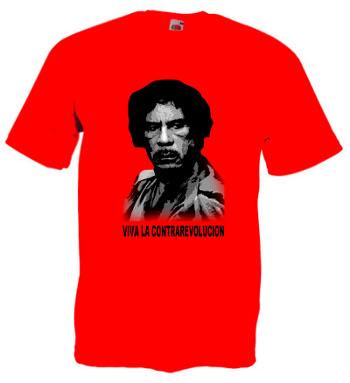 Tromboane: Hipsterii din garda personală a lui Gaddafi lansează o nouă colecție