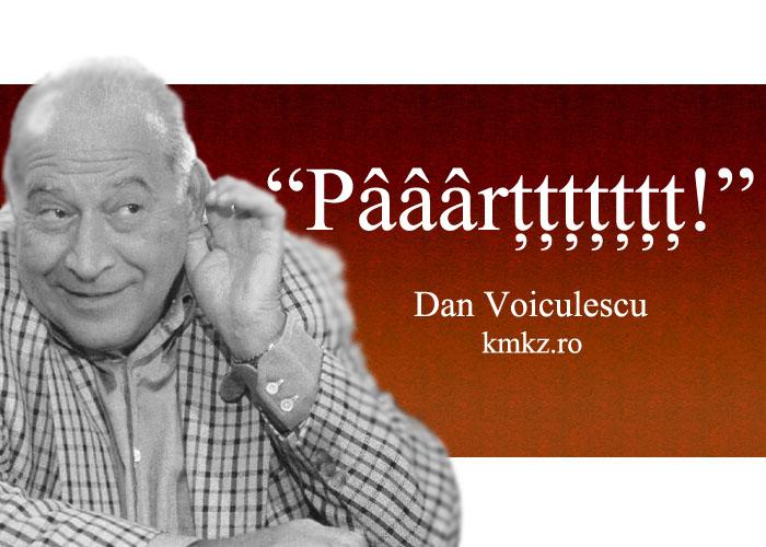 """Dan Voiculescu: """"Dacă Ponta introduce taxa pe mâncat rahat, noi ieșim de la guvernare."""""""