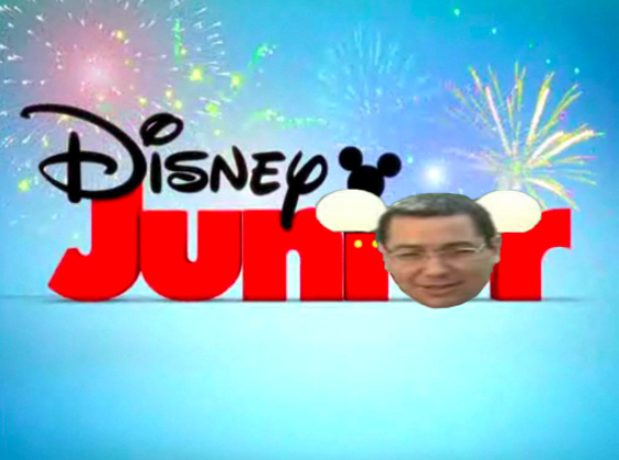 Adio Antena 3! Ne mutăm pe Disney Junior