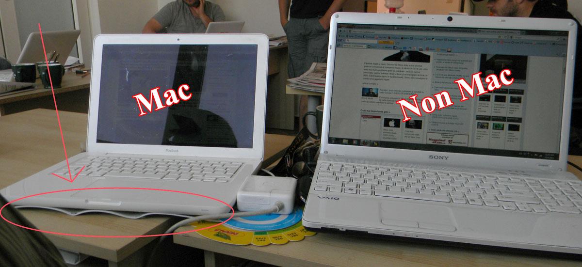 Oricum PC-urile sînt mai bune decît Mac-urile