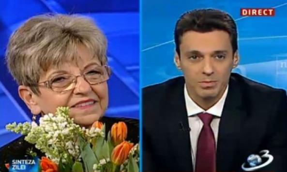 """Mama lui Mircea Badea, lăudată de Protecția Copilului: """"L-a crescut exact așa cum trebuie, lingău și pupincurist"""""""