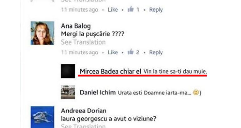 Un pic de eleganță cu Mue Mircea Badea chiar lui