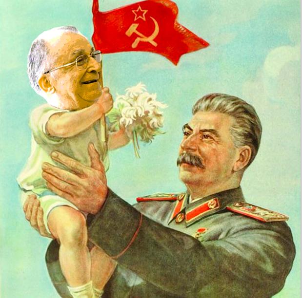 Colindul lui Iliescu: Moscova vesela