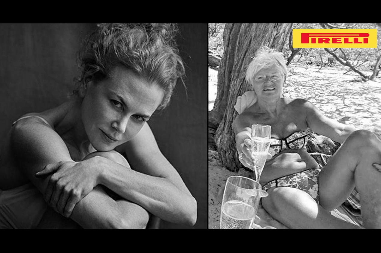Nicole Kidman, înlocuită cu Monica Tatoiu în Calendarul Pirelli 2017