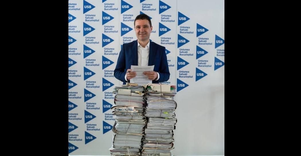 """Nicușor Dan: """"Aş fi aşteptat ca PNL să susţină candidatura mea şi să admită că a greşit făcând blaturi cu PSD în consilii"""""""
