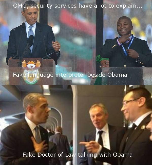 Obama, cel mai nepăzit dintre pământeni