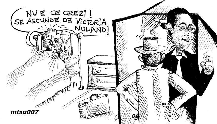 Bârlogul lui Ponta - deconspirat
