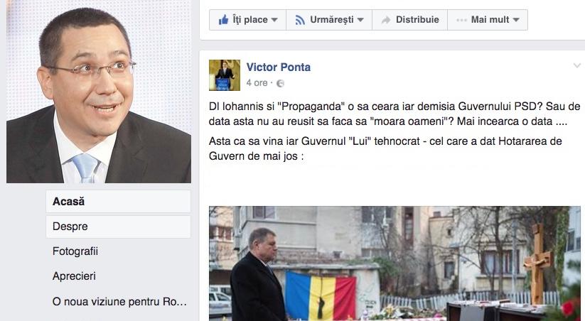 """Puie Monta: """"Iohannis a dat foc la Bamboo ca să-l pună la loc pe Cioloș"""""""