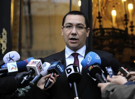 Echipa de guvernare a lui Ponta își ține averile la secret