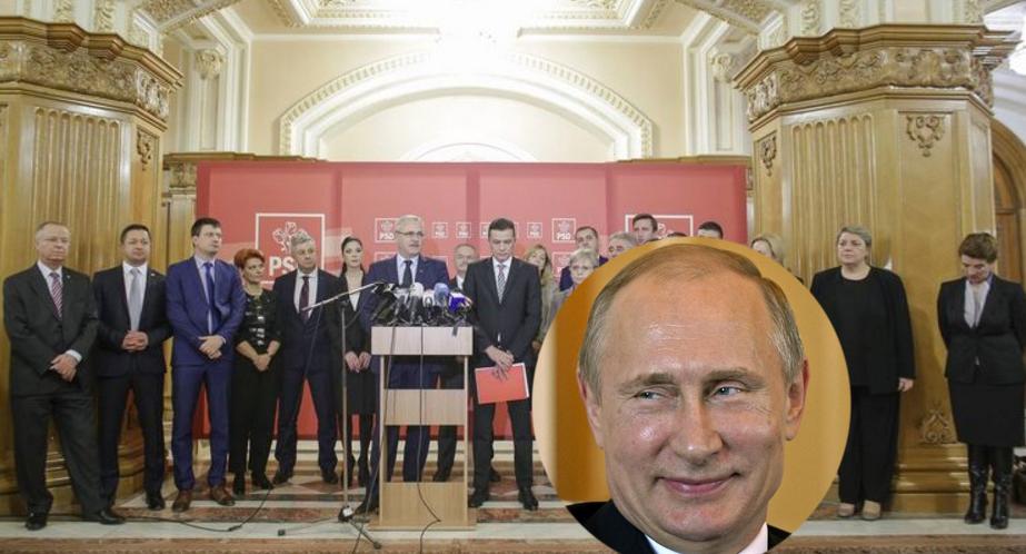 """Putin: """"Felicitări, români, aveți cel mai penal guvern! Ați reușit singuri, fără să vă invadăm"""""""