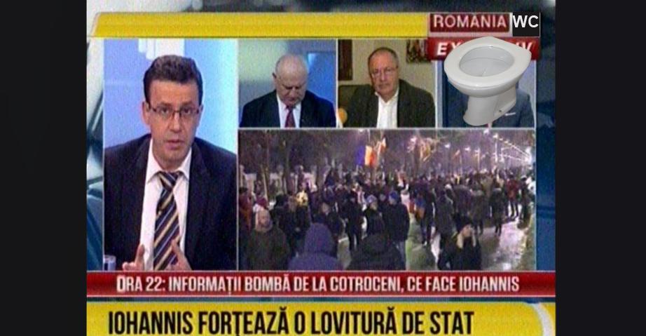 RomâniaTV pune taxă pentru apariția pe post: 1 leu pipi, 2 lei caca