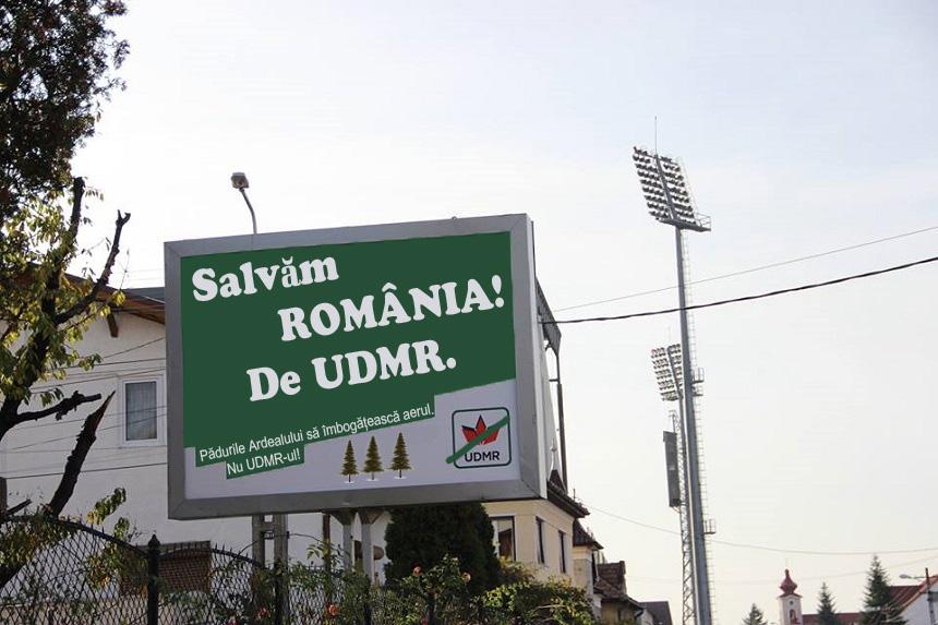 Salvați România! De UDMR