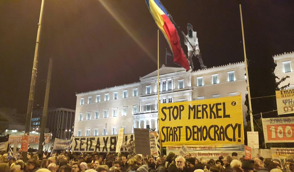 La votul de ieri, grecii au dovedit că sunt la fel de proști ca românii