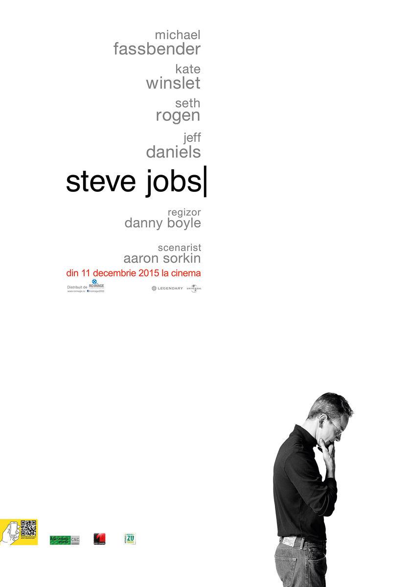 Filmul ăla cu STEVE JOBS din care n-o să înțelegi nimic