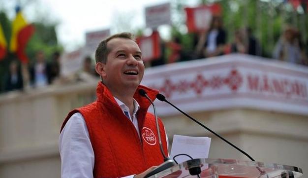 Mihai Sturzu, un mâncător de kkt în devenire