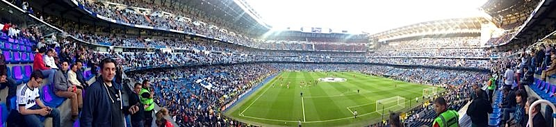 Madrid, orașul cu cel mai bun fotbal din lume (II)