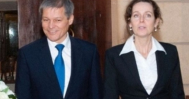 Amănunte jenante despre Valerie Cioloș, soția premierului: vorbește limba română mai bine decât PSD-iștii