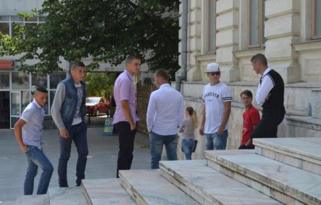 Cultura violului la români