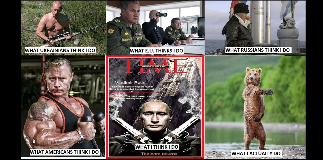 Ce face Putin, de fapt