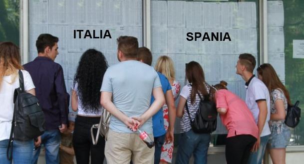 De la anul, se vor da doar două probe la bac: Italia și Spania!