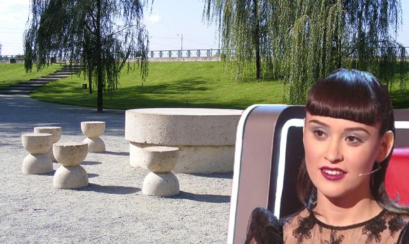 Irina Rimes invită Masa tăcerii să participe la Vocea Romăniei!