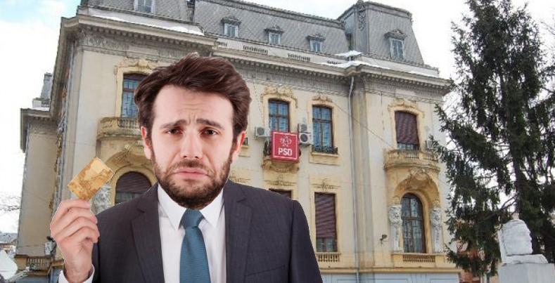 Tot mai mulți români se plâng că le dispar bani de pe card când trec pe lângă sediile PSD!