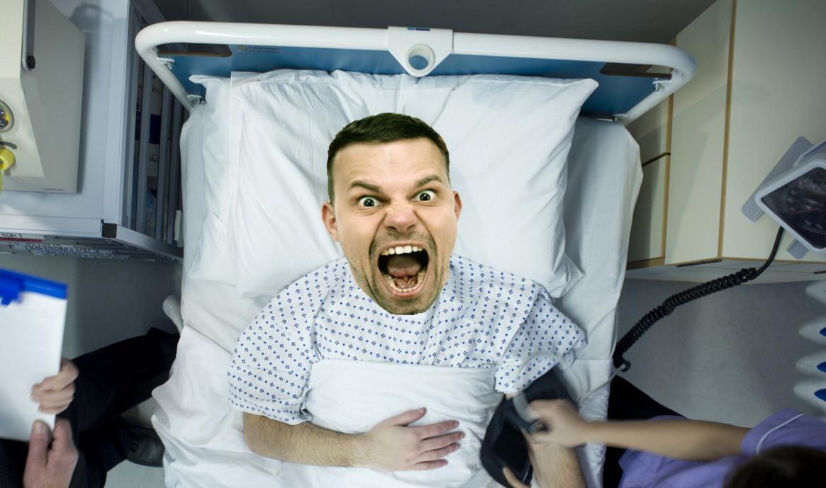 Un român care s-a trezit din moarte clinică povestește îngrozit: Există PSD și dincolo!