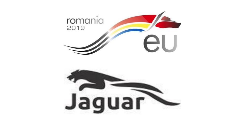 Nu a început încă scandalul legat de plagierea logoului României?