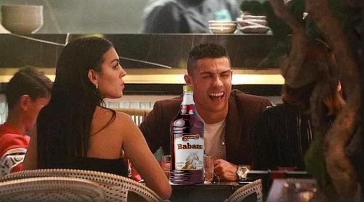 Ronaldo a dat 18.000 de euro pe o sticlă de vin la Londra. Ce sărak! La LOFT Mamaia găsea cu 100.000!