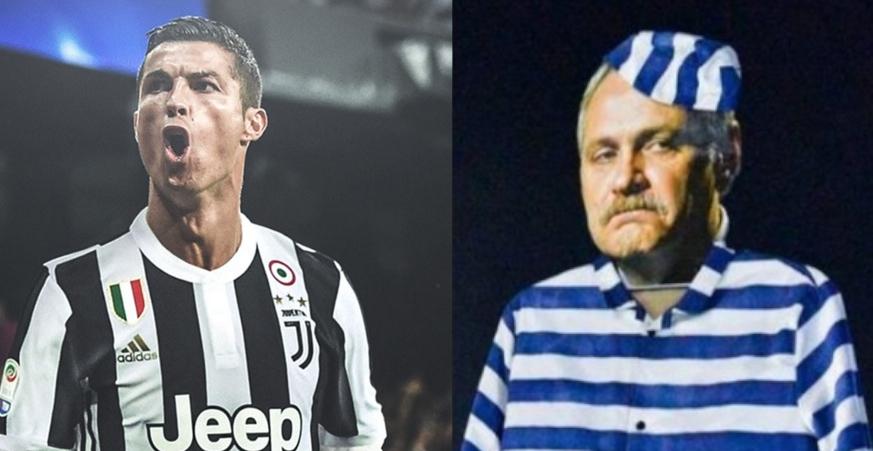 Transferurile verii: Ronaldo la Juventus și Dragnea la Jilava!
