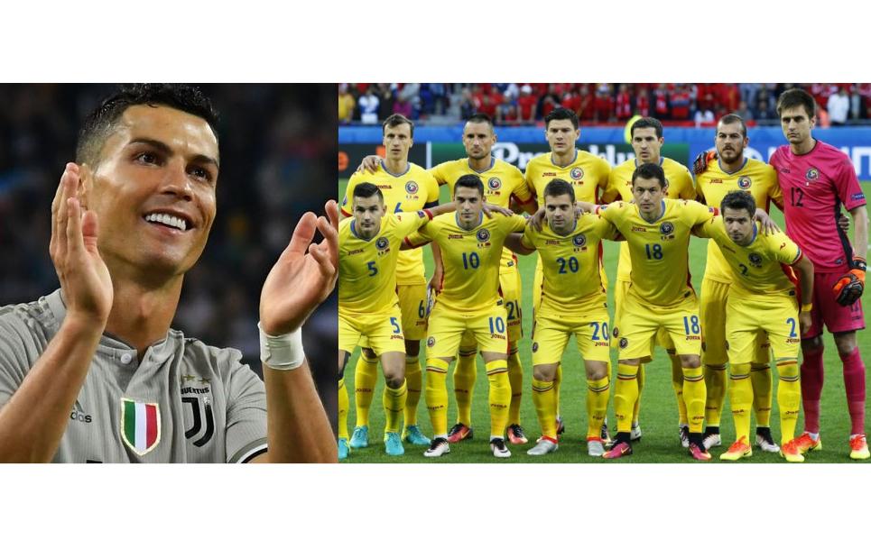 """Fotbaliștii naționalei aruncă bomba: """"Pe noi nu ne-a violat Ronaldo, ci Albania!"""""""