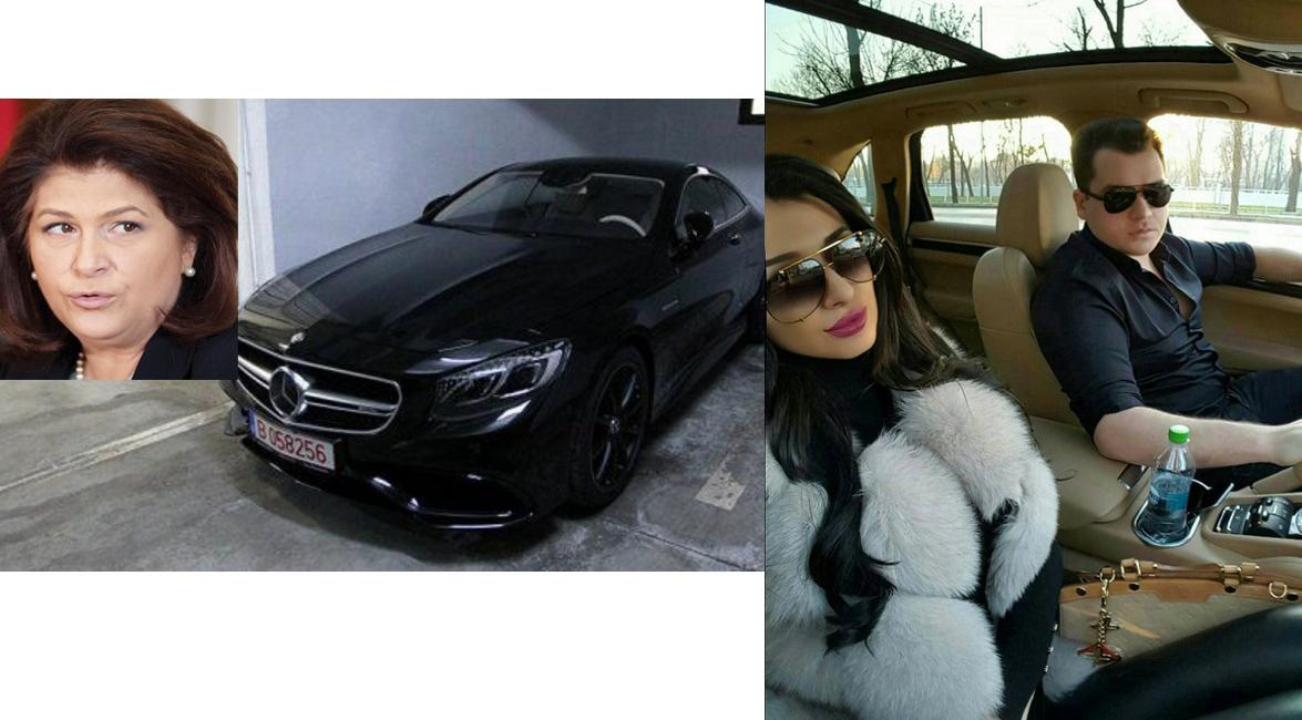 Rovana, ministra Fondurilor Europene. Recomadată de Mercedesul de 240.000 de euro al fiului, deci de competența în domeniu