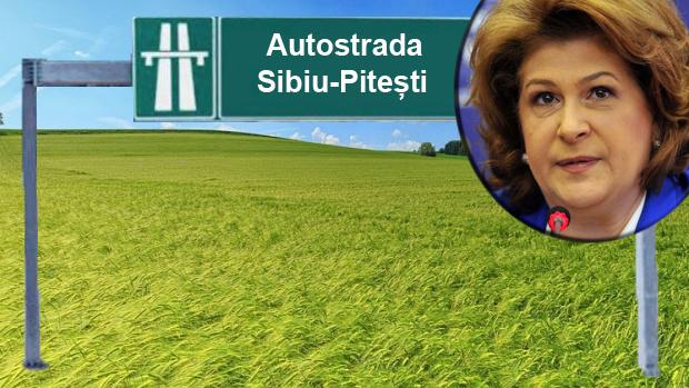 """Rovana: """"N-am făcut autostrăzi în România fiindcă ținem la mediu!"""""""