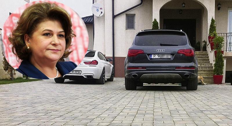 Rovana, patriota cu mașină înmatriculată în Bulgaria, candidează la europarlamentare ca să-i apere pe români